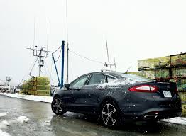 capsule review 2015 ford fusion titanium awd the truth about cars