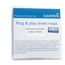 Labeled Map Of Europe Amazon Com Garmin City Navigator 2012 Spain Portugal Microsd Card