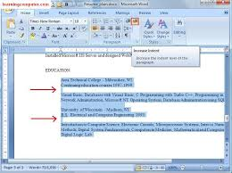 How To Get Resume Templates On Microsoft Word 2007 Learn Microsoft Office Word 2007 Home Tab It Computer Training