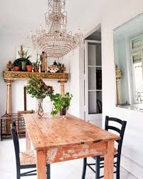 dining room astonishing shabby chic dining room with wooden