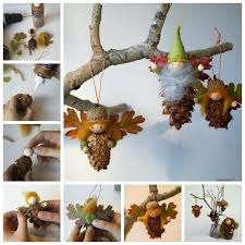 trendy pinecone ornaments ideas pictures creative ideas
