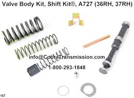 cobra transmission parts 1 800 293 1848 tf 8 torqueflite 8