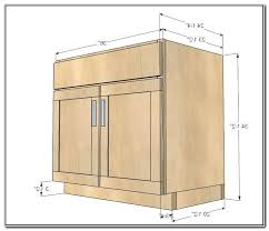 What Is The Standard Height by Standard Base Cabinet Drawer Sizes Centerfordemocracy Org