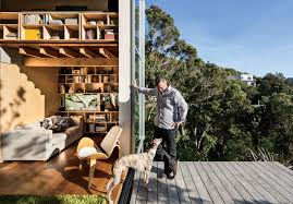 the island bay house carries a big heart in its small package