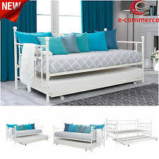 White Metal Daybed With Trundle Size White Frame Daybed With Trundle Metal Day Bed