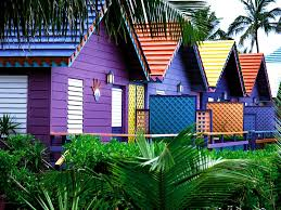 Colorful Pictures Color Houses Withal Durham House Green Paint Diykidshouses Com