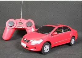 toyota car and remotes retail factory price 1 24 remote toyota corolla car rc