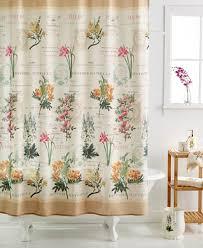 Bath Shower Curtains And Accessories Avanti Bath Accessories Alana Shower Curtain Bathroom