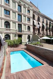 hotel catalonia portal de l angel barcelona vakantie pinterest
