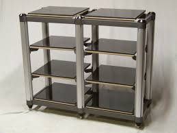 Diy Audio Rack Audio Racks Modular Audio Video Furniture And Isolation Platforms