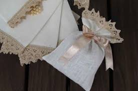 lace favor bags 9 5x14 5cm burlap favor bags wedding favor bag burlap lace favor