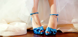 something blue wedding 7 something blue wedding shoes for unconventional brides wedded