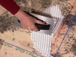 how to install a tile floor how tos diy