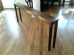 long skinny console table long table behind couch long skinny sofa table long skinny table