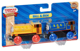 amazon com fisher price thomas u0026 friends wooden railway bill