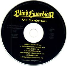 the forgotten tales u0027 keeper blind guardian singles mr sandman