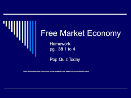 What Travels Faster Light Or Sound Free Market Economy Homework Pg To 4 Pop Quiz Today Since Light