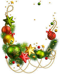 christmas tree decorations clip art free clip art library
