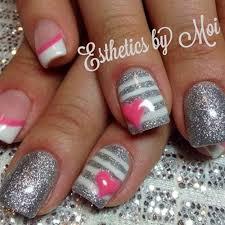15 valentine u0027s day acrylic nail art designs u0026 ideas 2017 vday