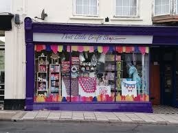 art craft shop in minehead offering products workshops and classes
