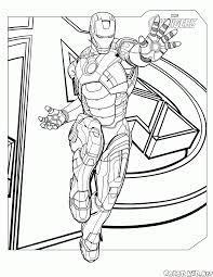 printable coloring pages avengers superheroes superheroes