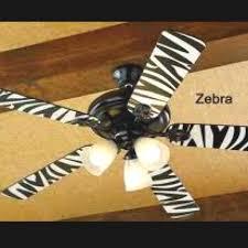 zebra print ceiling fan 180 best zebra images on pinterest bedroom ideas bedrooms and