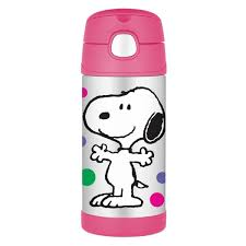 snoopy peanuts characters thermos funtainer snoopy peanuts character stainless steel vacuum