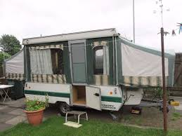 Hardtop Awnings For Trailers Hard Top Trailer Tent Conway Tardis With Inflatable Awning In