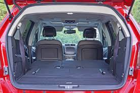 Dodge Journey Cargo Space - 2015 dodge journey crossroad v6 awd road test review carcostcanada