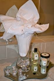 96 best decorative towels images on pinterest bathroom ideas