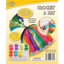 crochet a hat by craft for kids u2013 daves deals
