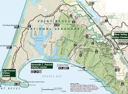 Solano County Map Point Reyes National Seashore Map My Blog