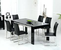black dining table with leaf black and white dining table best black dining tables ideas on