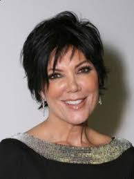 kris jenner hair color jenner short layered hairstyle