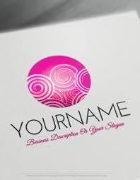 design free logo abstract sketch online logo template online