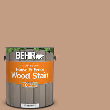 behr 1 gal s210 4 canyon dusk solid house and fence wood stain