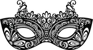 pattern clip art images masquerade mask template masquerade mask template pattern best