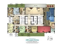 Daycare Floor Plan by Greenbelt Hamilton Makati Finest Condos