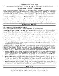 corporate resume exles corporate resume exles