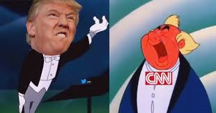 Me Me Me Me Me Me Me Me Me - trump versus fake news great cnn meme war goes viral 盪 alex jones