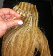 glam hair extensions flat method glam hair extensions
