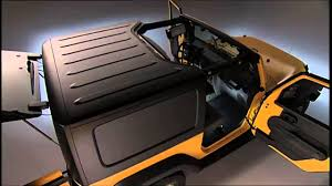jeep hardtop custom 2015 jeep wrangler freedom top modular hard top removal youtube