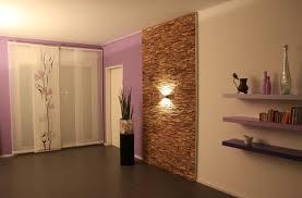 Beleuchtung Wohnzimmer Fernseher Holz Wandverkleidung Teak Grau Braun Bs Holzdesign