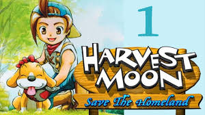 Harvest Moon by Harvest Moon Save The Homeland Part 1 Youtube
