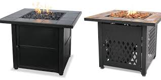 amazon has slate outdoor gas fireplaces on sale from 124 shipped