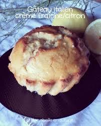 clea cuisine tarte citron gâteau italien à la crème fraîche et au citron une abeille en