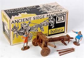 siege machines britains ancient siege machines series no 4676 balista and figure
