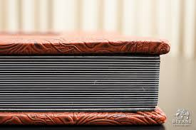 leather bound photo albums indian wedding albums guest books biyani wedding photography