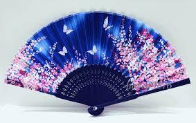 japanese fan made silk japanese fan folding fan a must