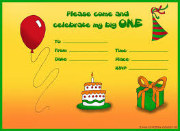 Birthday Invitation Cards How To Create Birthday Invitations And Cards 1st Birthday
